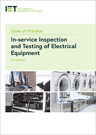 Code of Practice for the in service inspection of electrical equipment, 5th Edition
